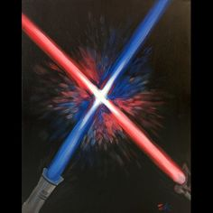 star wars paint night - Google Search