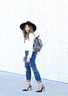 Chic of the Week: Lillian's Modern Schoolgirl Style | Lauren Conrad