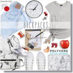 Rule School: Cool Backpacks