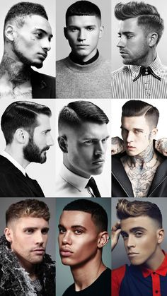 Men's Hairstyles: Skin Fades and Tapering Using Clippers