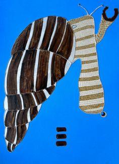 "Saatchi Online Artist ABBA ARTIST; Painting, ""home sweet home one  "" #art"