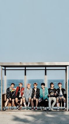 BTS Phone Wallpaper