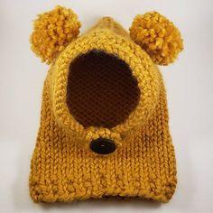 Knitting PATTERN-The Royalynn Rabbit Hood month - month - Toddler - Child - Adult sizes) Velvet Acorn, Baby Hat Knitting Pattern, Knitting Patterns, Crochet Patterns, Pdf Patterns, Hat Making, Beautiful Patterns, Baby Hats, Free