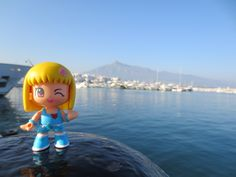 """See 1459 photos and 46 tips from 15022 visitors to Marbella. """"A unique blend of glamour, style and excitement make Marbella very much the place to be. Tweety, Four Square, Fictional Characters, Instagram, Fantasy Characters"""