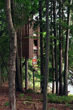 17 magnifiques cabanes à travers le monde & Tree Tent par Luminair | Tree tent and Treehouses