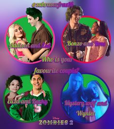 Zombie Birthday Parties, Zombie Party, Chandler Kinney, 1 Y 2, Meg Donnelly, Zombie Disney, Austin And Ally, Falling Kingdoms, 2 Movie
