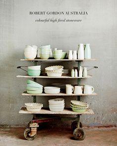 Stunning Handmade Pottery by Robert Gordon