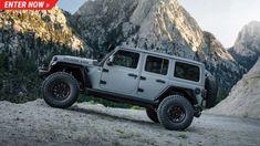 Jeep Wrangler Rubicon, Jeep Wrangler Unlimited, Jeep Wranglers, My Dream Car, Dream Cars, Win Car, Custom Jeep, Grey Exterior, Led Light Bars
