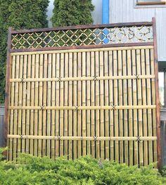 Beautiful border fence