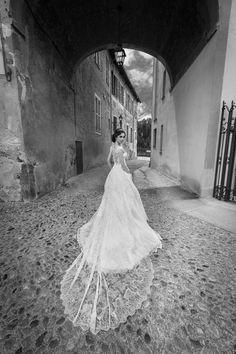 Abito da Sposa ARAB15616PK-SELENA-B collezione Alessandra Rinaudo 2015, Alessandra Rinaudo