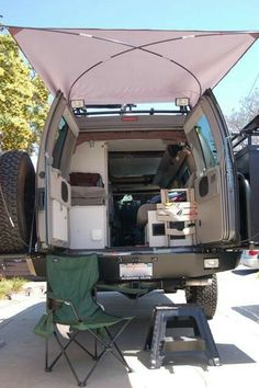Sprinter Van Conversion Ideas 23