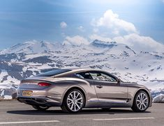 The All-New Bentley Continental Is Smarter, More Handsome and Still Completely Iconic Best Car Photo, New Bentley, Bentley Motors, First Time Driver, Bentley Continental Gt, Motor Company, Car Photos, Car Insurance, Cars And Motorcycles