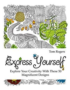 Express Yourself: Explore Your Creativity With These 50 M... https://smile.amazon.com/dp/B01H7M4G7G/ref=cm_sw_r_pi_dp_vW9FxbJ80PY7V-KINDLE USERS – We Are Thinking Of You. Since you can't download this book from your Kindle device - We put a link of a printable PDF version at the end of the book.
