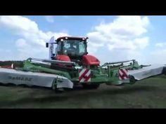 Những cỗ máy thu hoạch nông nghiệp hiện đại trên thế giới - Phần 2