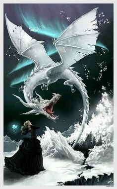 Dragon Art...summon me and i will come. But you have to really want it. Otherwise..no spell will work no matter the how powerful or ancient the words,symbols, or magick.
