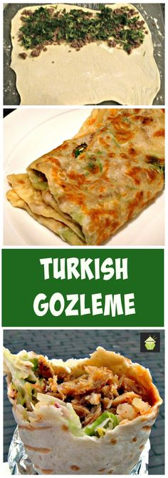 How to make Gozleme