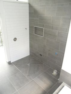 Keope Link Slate Grey installed with 4XLT and Spectralack Pro Premium Grout 3