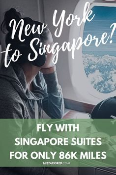 Want to take your dream trip to Singapore? Click through to see how you can fly from New York to Singapore for only miles. This flight hack will make your dream trip a reality. Best Travel Credit Cards, Travel Cards, Rewards Credit Cards, European Vacation, European Travel, Romantic Honeymoon Destinations, Travel Destinations, Guy Advice, Flight Take Off