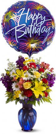 Birthday Flowers with a Happy Birthday Balloon Happy Birthday Girls, Happy Birthday Meme, Happy Birthday Pictures, Happy Birthday Balloons, Happy Birthday Greetings, Birthday Greeting Cards, Happy Birthday Wallpaper, Birthday Blessings, Gadgets
