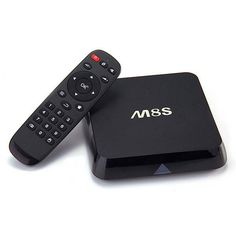 M8S Amlogic S812 4K Quad Core 2G/8G KODI 14.2 Dual Band Wifi 2.4G/5G Full HD Android 4.4 Mini Smart Android TV Box Mini Smart PC Sale - Banggood.com