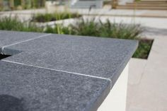 Black basalt, the ultimate in contemporary natural stone
