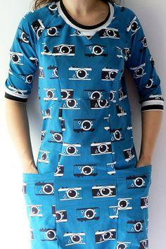 Lola Dress Pattern Review {Selfish Sewing Week} | The Crafty Kitty