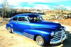 Chevy Fleetline - Saw one at a car show once and fell in love.