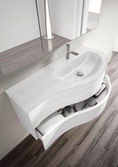 Bathroom furniture Smyle :: Blob