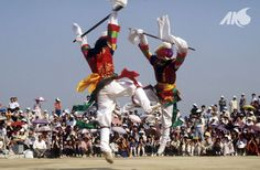 Gangnyeong Talchum (masked dance)