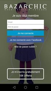 #Android #vente #shop #bazarchic #mode #déco #vin #voyage