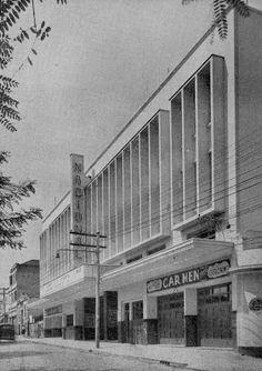 SALAS DE CINEMA DE SÃO PAULO: As mais belas fachadas dos antigos cinemas de rua da cidade de São Paulo