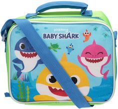 Baby Shark Kids Children Back to School Backpacks and Lunch Bags #babysharkbackpack #babysharkkidsbackpack #babysharkschoolbackpack #babysharklunchbag Back To School Backpacks, Kids Backpacks, Toddler Lunch Box, Sharks For Kids, Cool Lunch Boxes, Kids Boxing, Baby Shark, Cute Babies, Cool Things To Buy