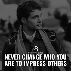 #never change