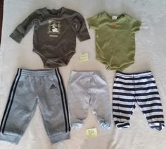 Lot of Baby Boy Clothes (3-6 Months)