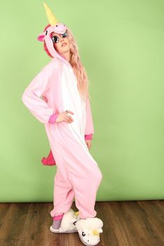 1dbe65fba This superior pink unicorn onesie is one of our finest quality loungewear