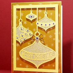 Bauble Card Cover 2