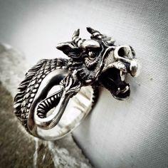 dragon ring jewelry