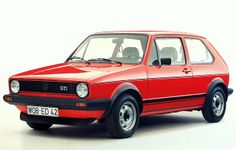 VW Golf I GTI by Auto Clasico, via Flickr
