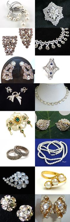 An April Wedding by VJSE Group Team by Diana on Etsy--Pinned+with+TreasuryPin.com