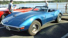 Corvette Stingray (Argent sur Sauldre)