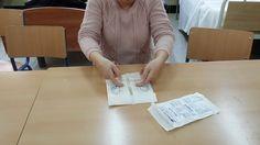 Cómo ponerse unos guantes estériles