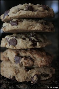 Practice up on french, and make lovely treats,Cookies Cookie Recipes, Dessert Recipes, American Cookie, Best Christmas Cookies, Biscuit Cake, Cookie Time, Candy Cookies, Brownie Bar, Cookies Et Biscuits