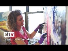 Iris Scott   An Artist's Touch - YouTube