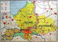 Loenen op de Veluwe → Hier woonde ik de eerste zestien jaar van mijn leven. Loenen logt op de rand van het Veluwe massief, waarlangs mijn wereld werd vergroot. In feite ligt Loenen ook in de IJssel vallei, zeker aan de andere kant van het (Apeldoorns - Dierens) kanaal.