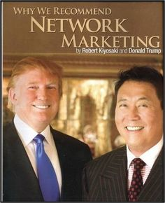 Book by Kiyosaki & Trump. See what these billionaires and others have to say about Network Marketing.  Get other questions answered and ask about what to look for in a Network Marketing Company. bealivingcoupon.com