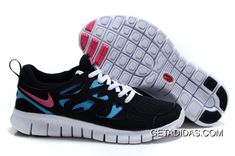promo code 6e639 977db Nike Free Run 2 Women Black White Blue Red TopDeals, Price   59.49 - Adidas  Shoes,Adidas Nmd,Superstar,Originals