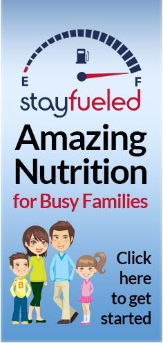 Stay Fueled — Cutting Edge Nutrition for Athletes