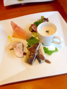 Rifugio/ ランチコース前菜