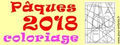 paques 2018 date dessins à imprimer coloriage maternelle ps ms gs