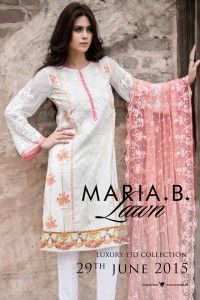 Maria B Eid & Party Wear Collection 2015 (16)